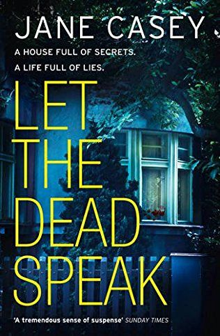 Let The Dead Speak: Maeve Kerrigan Book 7