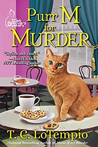 Purr M For Murder: Cat Rescue Mystery Book 1