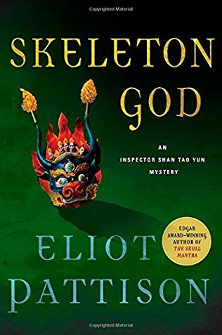 Skeleton God: Inspector Shan Book 9