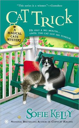 Cat Trick: Magical Cats Mystery Book 4