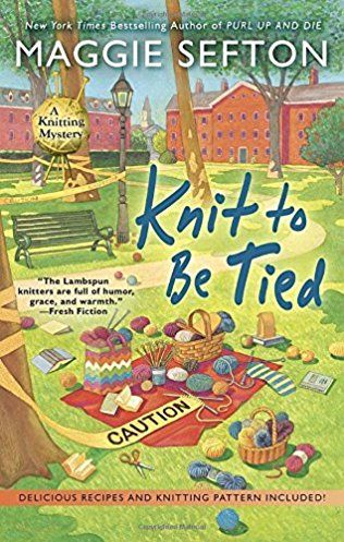 Knit To Be Tied: Kelly Flynn Book 14
