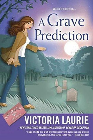 A Grave Prediction; Psychic Eye Mystery Book 14