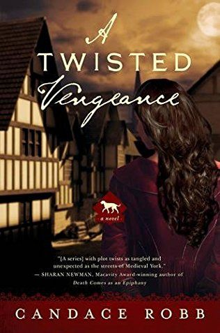 A Twisted Vengeance: Kate Clifford Book 2