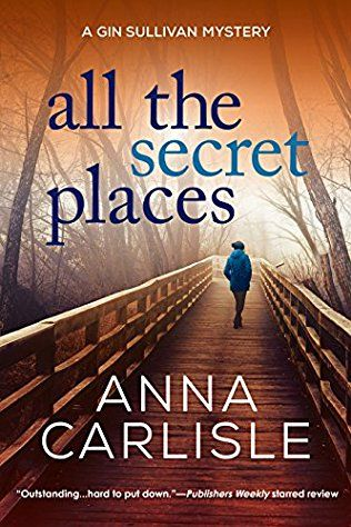 All The Secret Places: Gin Sullivan Mystery Book 2