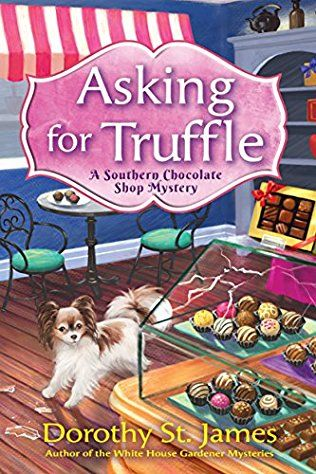 Asking For Truffle: Southern Chocolate Shop Mystery Book 1