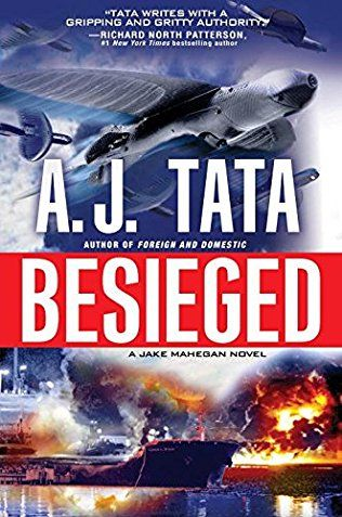Besieged: Jake Mahegan Book 3