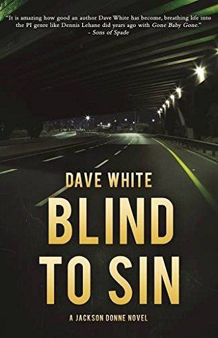 Blind To Sin: Jackson Donne Mystery Book 5