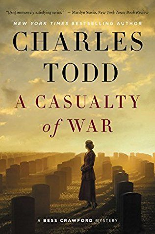 Casualty Of War: Bess Crawford Mystery Book 9