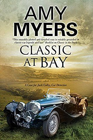 Classic At Bay: Car Detective Book 8