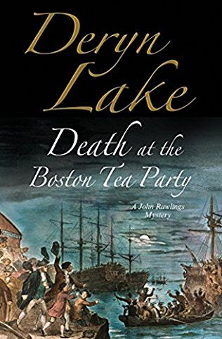 Death At The Boston Tea Party: John Rawlings Book 16