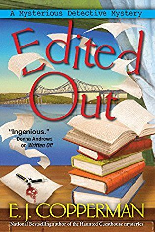 Edited Out: Mysterious Detective Mystery Book 2