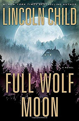 Full Moon Wolf: Dr. Jeremy Logan Book 5