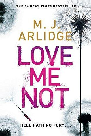 Love Me Not: Helen Grace Book 7