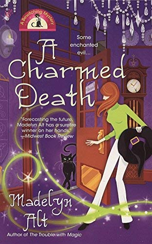 A Charmed Death: Bewitching Mystery Book 2