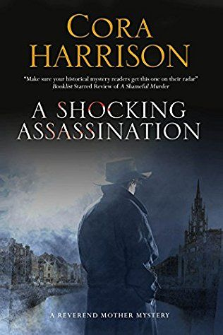 A Shocking Assassination: Reverend Mother Book 2
