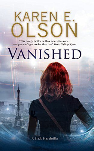 Vanished: Black Hat Book 4